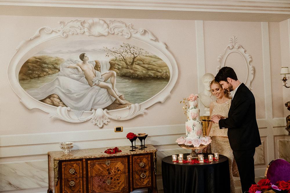 Matrimonio Tessa e Ricky